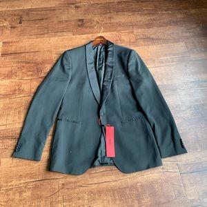 Hugo boss red label 40L black tuxedo sport coat